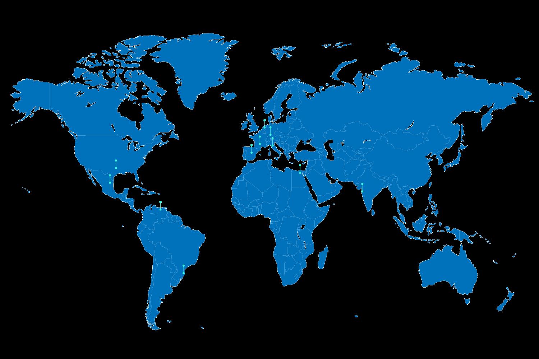 BluCactus - Contact BluCactus dans le monde