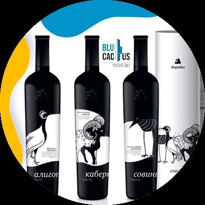 Blucactus-Comment-concevoir-une-+®tiquette-de-vin-moderne
